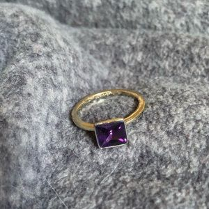 Coach Ring - Size 8